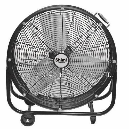 Heavy Duty Fan >> 250 W Heavy Duty Portable Industrial Fan Rs 11000 Unit Shimi