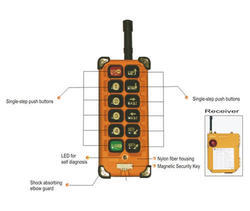 EOT Crane Wireless Remote