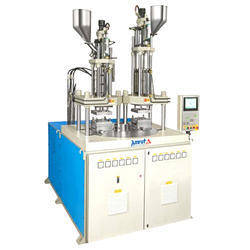 Two Color Rotary Injection Moulding Machine