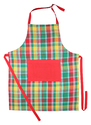 Kitchen Check Apron