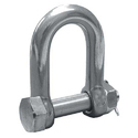 Mild Steel Shackles