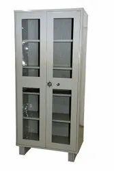 Glass Door Steel Almirah