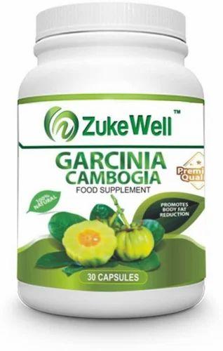 Garcinia Cambogia Extract Capsule 60 Hca