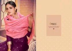 Afroze-2 Pure Silk Jacquard Festival Salwar Suits