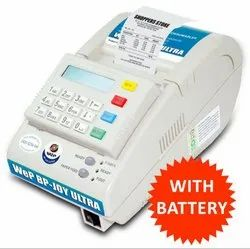 Manual WeP Bp Joy Ultra With Battery for Hotel