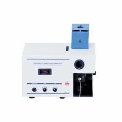 Digital Flame Photometer (Single Channel) - Avi make