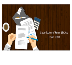 Form 15CB Compliance Certificates Services