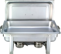 Stainless Steel Rectangular Chafing Dish Full Pan