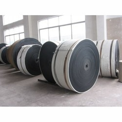 Rubber Conveyor Belt, Width: 500 - 1000 mm, Thickness: 5 - 10 mm