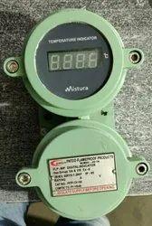 Flame Proof Indicator (Temperature)