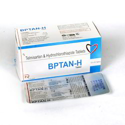 Telmisartan HCl 40mg Hydrochlorothiazide 12.5 Tablets