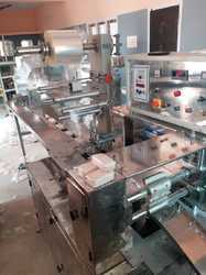 Soap Packing (Horizontal Flow Wrapping Machine)