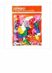 Party Jumbo Balloons - 64 - TXLP, Size: 50 Piece