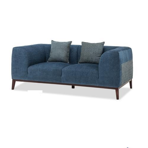 Durian Park 2 Seater Fabric Sofa with LED Light