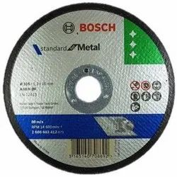 Bosch Cutting Wheel, Cutting Material: Metal, Model Name/Number: A60n Bf