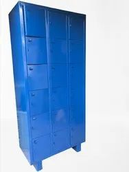 Mild Steel Staff Lockers