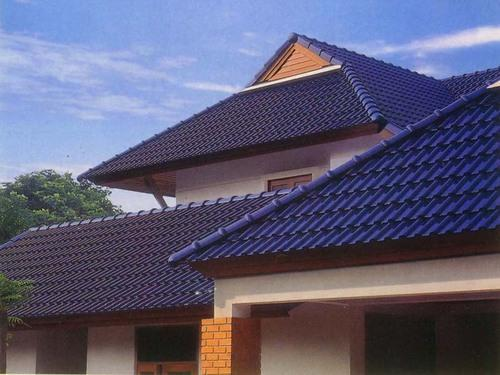 Clay Ceramic Roofing Tile, Rs 110 /piece, Affa Tile Company | ID ...