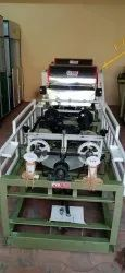 Two Ply Coir Rope Making Machine (Semi Automatic Model)