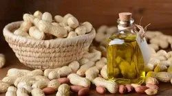 Ayurveda Essentials Cold Pressed Groundnut Oil, 100% Pure and Natural, Packaging Type: Plastic Bottle