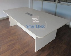 MT4 White  Meeting Office Table