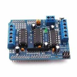L293d Arduino Based Motor Sheild