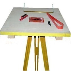 Plane Table Surveying 22 MM Board Superior Quality