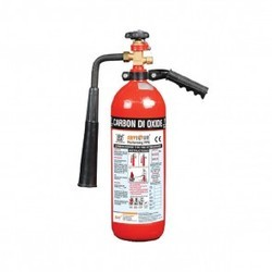 Safex, Savour Fire Extinguisher CO2  4.5Kg