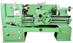Semi Geared Lathe Machine
