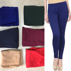 f760e27910ad0 Ladies Jegging - Ladies Plain Jegging Manufacturer from New Delhi
