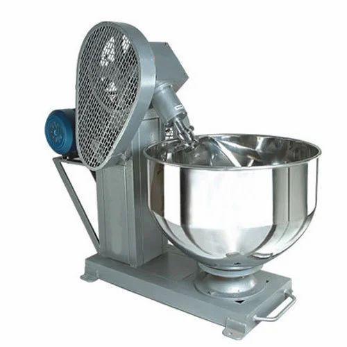 Stainless Steel Dough Kneader Machine 1 Kw Hr Rs 45000