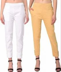 Ladies Pencil Pants