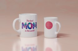 A++ Quality Pick Up Mug Printing Services, in India