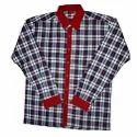 Full Sleeve Check School Shirts