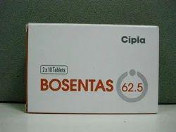 62.5 Mg Bosentas Tablets
