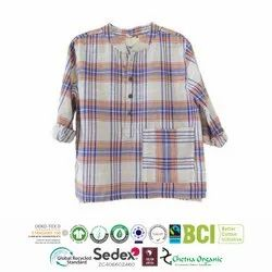 Organic Men Long Kurtha Shirts