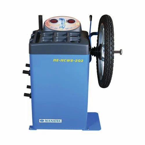 ME MCWB-202 Wheel Balancer