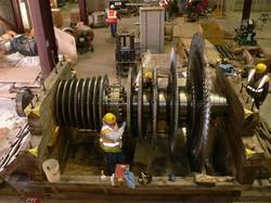 Turbine Repairs and Re Furbishing, for Thermal Power Stations