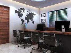 Corporate Interior Designing Services, Work Provided: False Ceiling/Pop