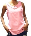 Rayon Double Layer Top