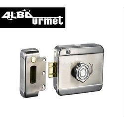 Stainless Steel Alba Access Control Electric Lock