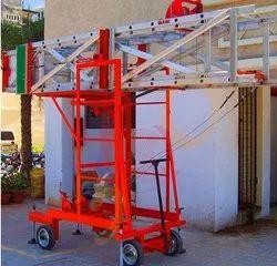 3 Sliding Tiltable Tower Ladder
