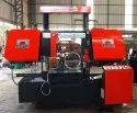 High Speed Semi Automatic Bandsaw Machine