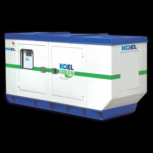 Three Phase Koel Green Diesel Generator