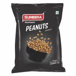 Salty Salted Peanuts, Packaging Type: Packet, Packaging Size: 20 Gram