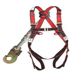 Safety Harness System USP 27 With 2 Meter Lanyard Usp208 at Rs 1184