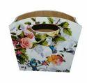 Handmade MDF Gift Basket