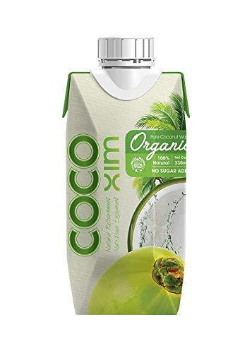Transparent Organic Coconut Water Cocoxim, Packaging Size: 330ml