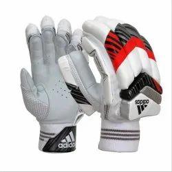 Adidas Strap White Incurza 3.0 Cricket Batting Gloves Mens RH