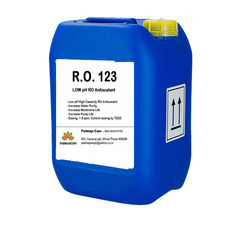 RO Membrane Treatment Chemicals RO Antiscalant Chemical, Grade Standard: Industrial Grade, Packaging Type: Can