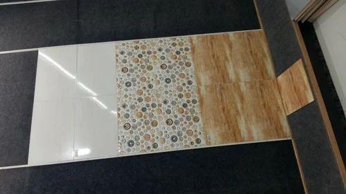 Creazal Multicolored Digital Wall Tiles, Size: 30*45 Cm